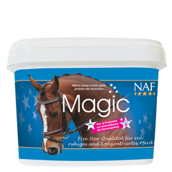 NAF Magic Powder 750 Gramm