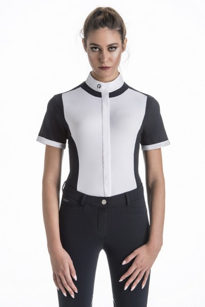 EGO7 Shirt top-short sleeve Damen Turnierbluse Kurzarm