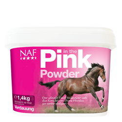 NAF Pink Powder 700 Gramm