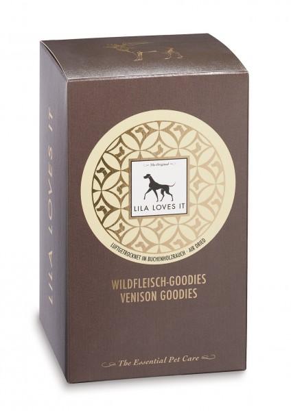 LILA LOVES IT Wildfleisch- Goodies 350g