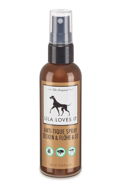 LILA LOVES IT Anti- Tique Spray 100ml