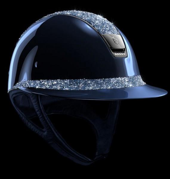 "Samshield Reithelm Miss Shield ""Glossy Crystal Fabrics 5 Swarovski"""