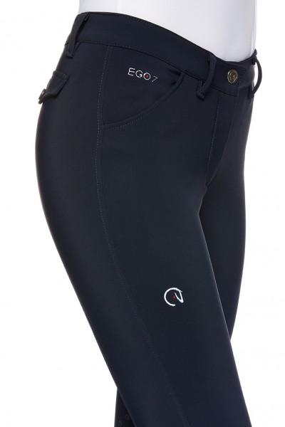 EGO7 Damen Reithose Jumping PT mit hinteren Klapptaschen