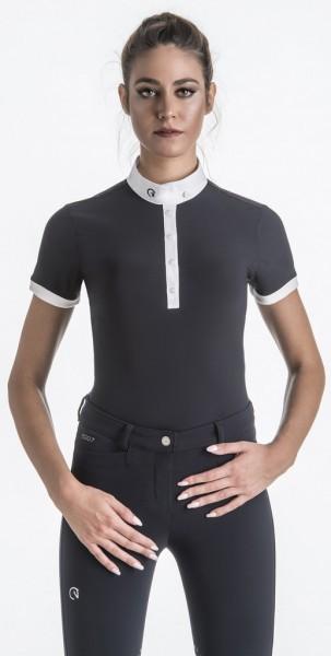 EGO7 Polo Top-short sleeve Damen Turnierbluse Kurzarm