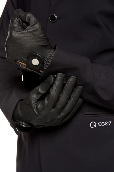 EGO7 Action Handschuhe Schwarz/Schwarz