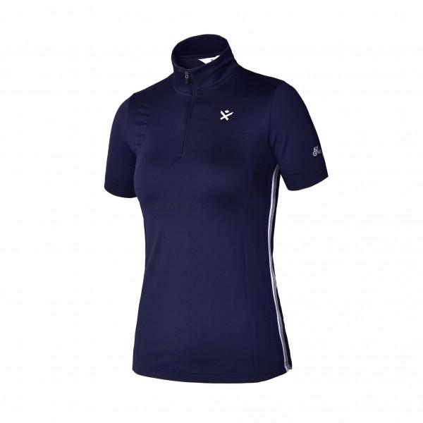 Kingsland KLfreya Trainingsshirt Damen Navy