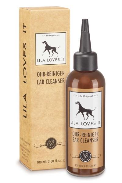 LILA LOVES IT Ohr- Reiniger 100 ml